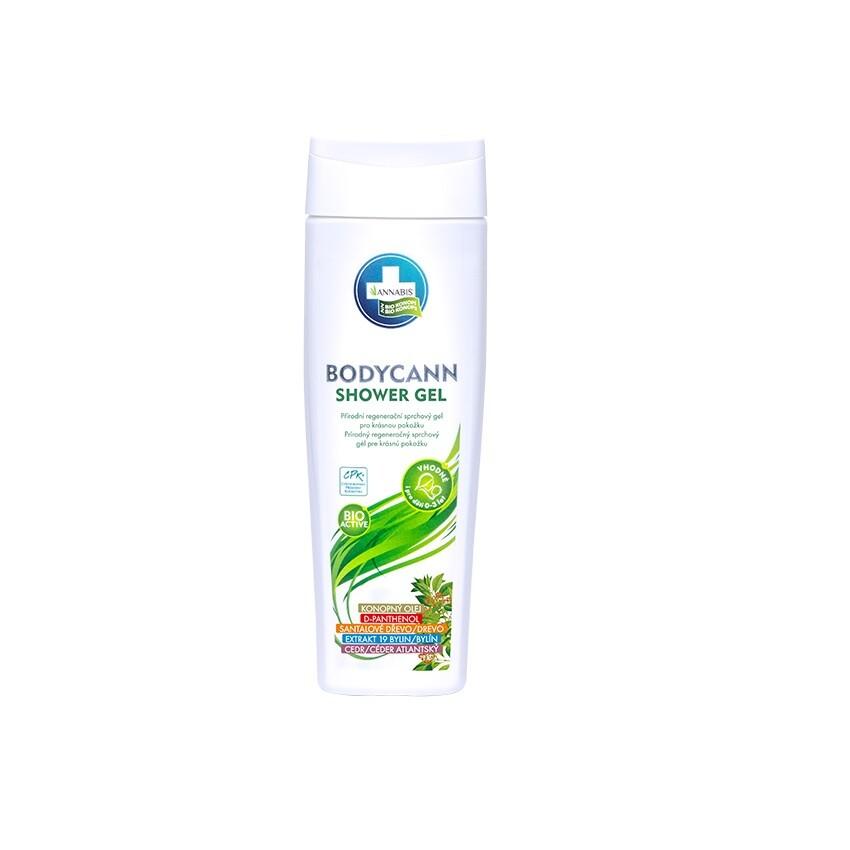 Annabis Bodycann přírodní sprchový gel 250ml