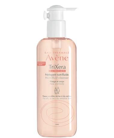 AVENE Trixera NutriFluid sprchový gel 400ml