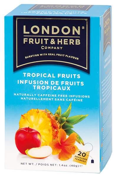 Čaj LFH Tropické ovoce 20x2g n.s.