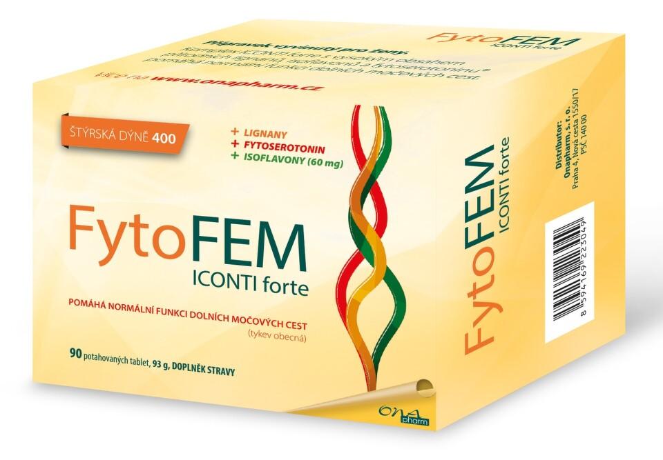 FytoFEM ICONTI forte tbl.90