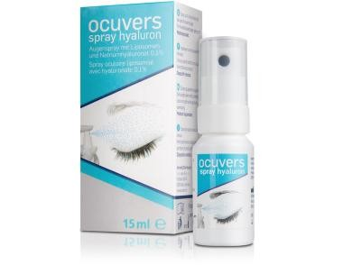 Ocuvers spray Hyaluron oční sprej 15ml