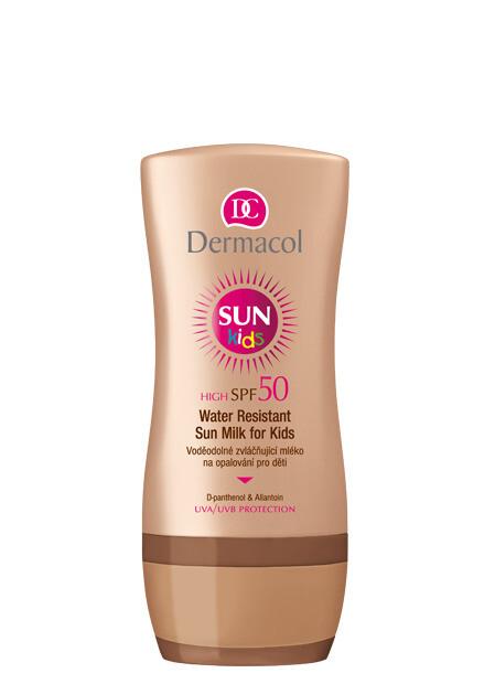 Dermacol SUN mléko na opalování Kids SPF50 250ml
