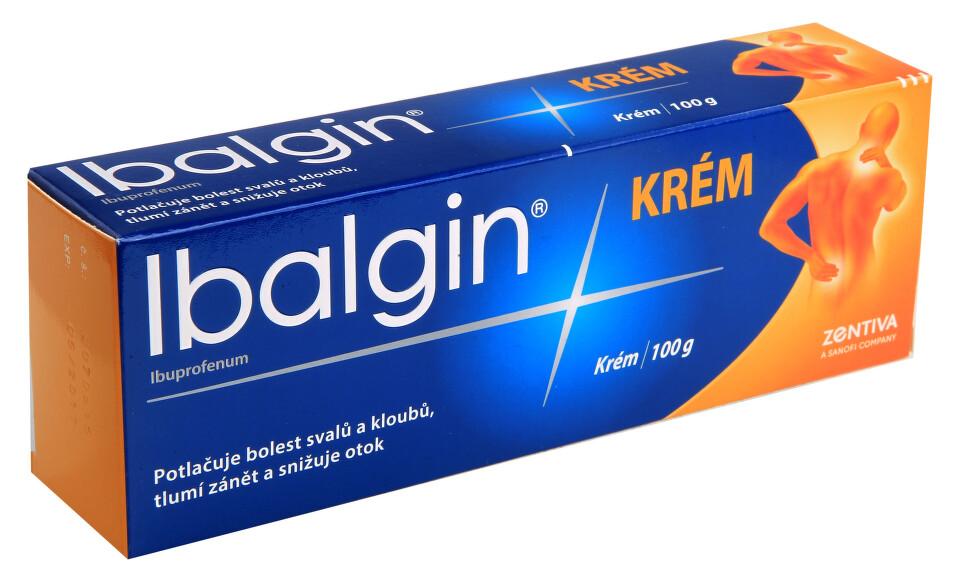IBALGIN 50MG/G krém 100G