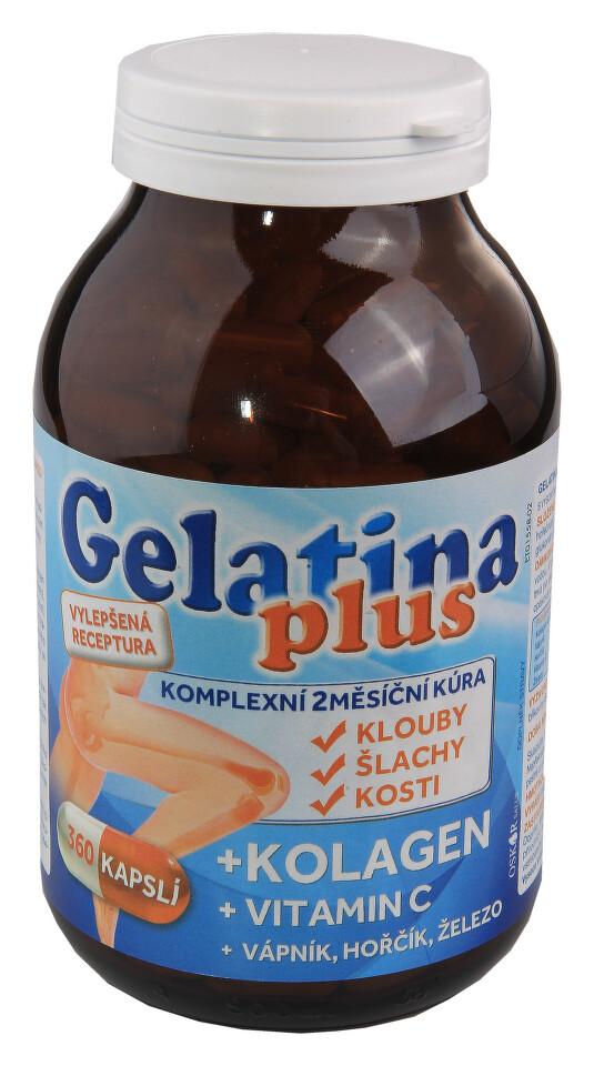 Gelatina Plus cps.360