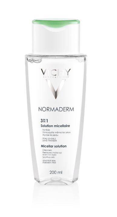 VICHY Normaderm Micelární voda 200ml
