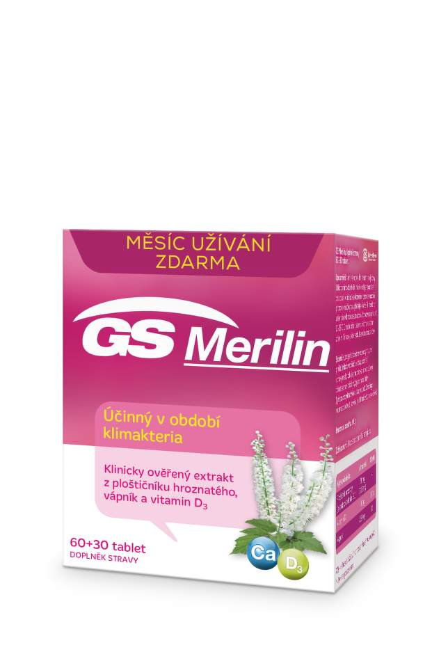 GS Merilin tbl. 60+30