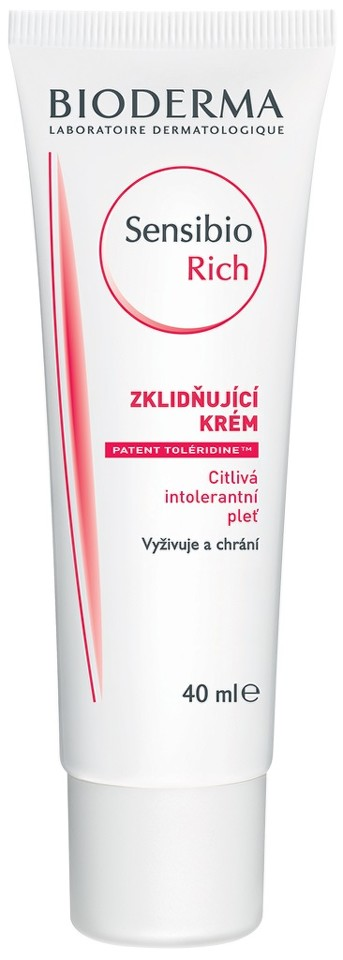 BIODERMA Sensibio Rich krém 40ml