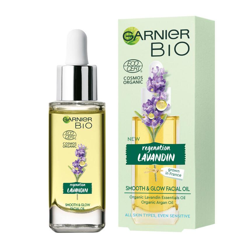 Garnier Bio Lavandin pleťový olej 30 ml