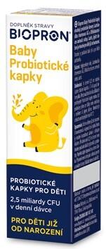 Walmark Biopron Probiotické kapky 7ml