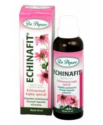 Dr.Popov Kapky bylinné Echinafit 50 ml