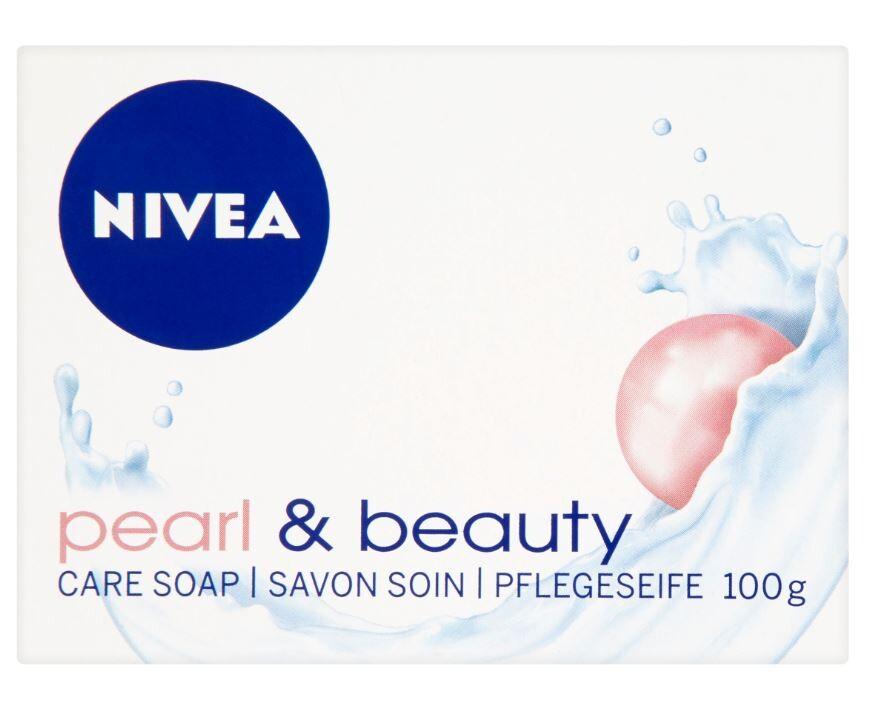 NIVEA mýdlo PEARL + BEAUTY 100g č.80652