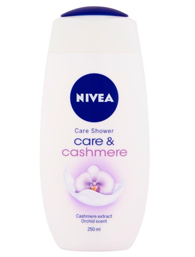 NIVEA Sprchový gel Care&Cashmere 250ml. č.81060
