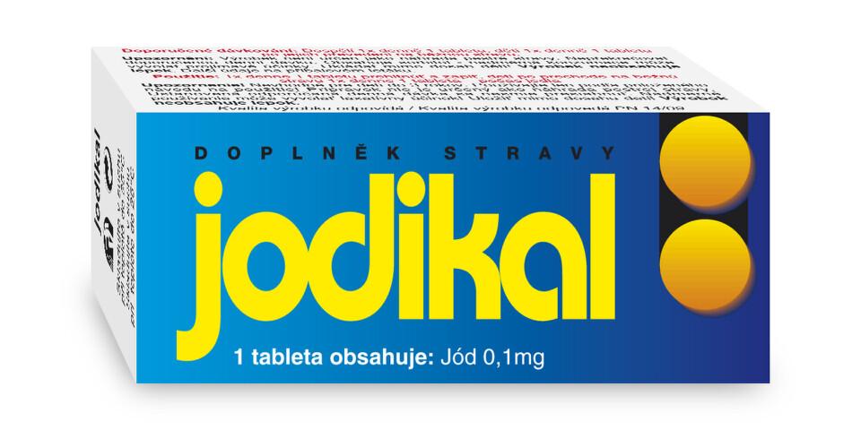 NATURVITA Jodikal tbl.80x100RG (Jod)