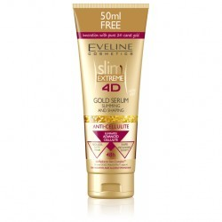 EVELINE SLIM 4D Gold sérum proti celulitidě 250ml