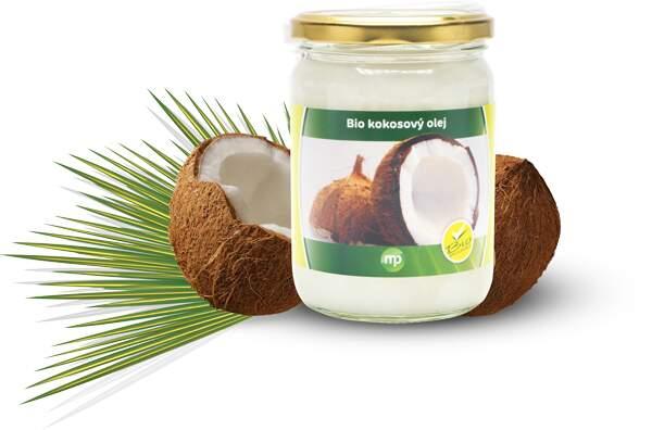 mp bio kokosový olej 30ml