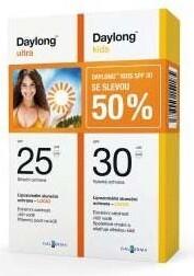 Daylong family pack Ultra SPF25+Kids SPF30 50%SLEV