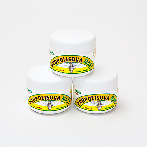 DR.DUDEK Propolisová mast tradiční 30 ml