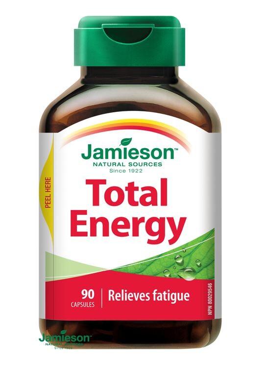 Jamieson Total Energy 90 tablet