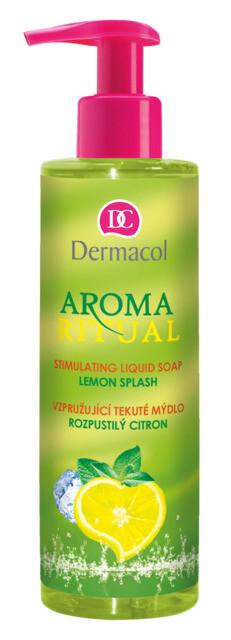 Dermacol AR tek.mýdlo rozpustil.citron 250ml