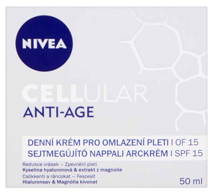NIVEA Cellular vyplňující denní krém 50ml 89268