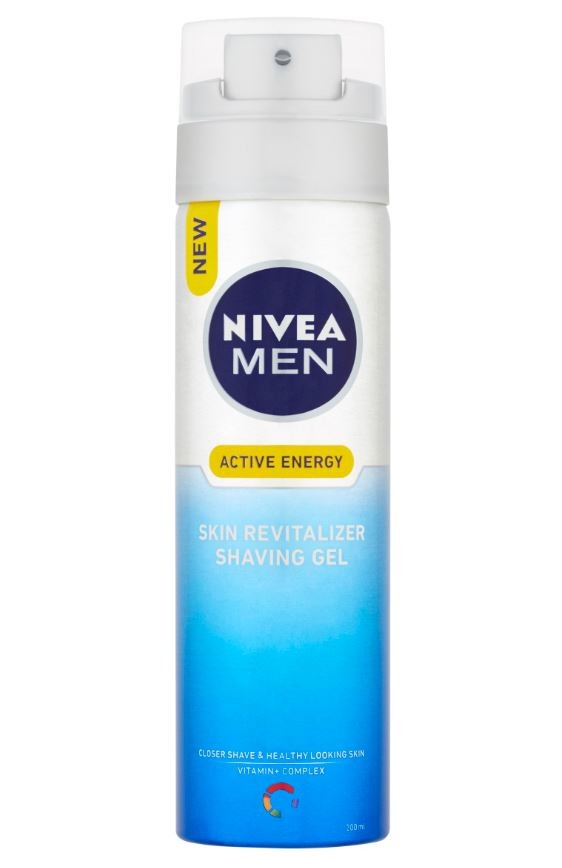 NIVEA FOR MEN hol.gel Q10 ENERGIZING 200ml č.81790