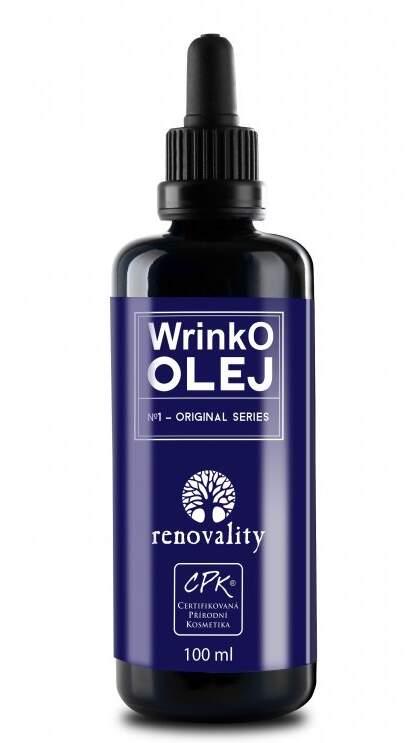Renovality WrinkO olej 100ml
