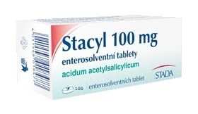 STACYL 100MG enterosolventní tableta 100 I