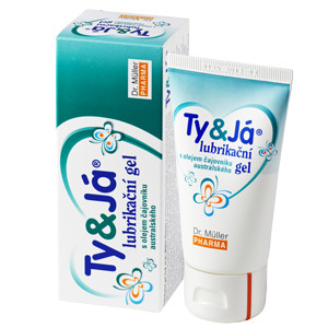 Lubrik.gel Ty&Já Tea Tree Oi 50ml Dr.Müller