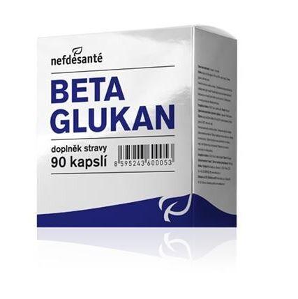 nefdesanté Beta Glukan cps.90