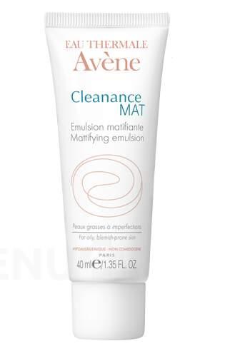 AVENE Cleanance MAT Zmatňující emulze 40 ml