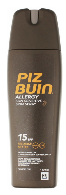 PIZ BUIN SPF15 Allergy Spray 200ml