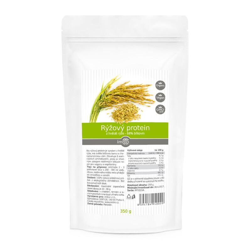 Imbio Rýžový protein 350g