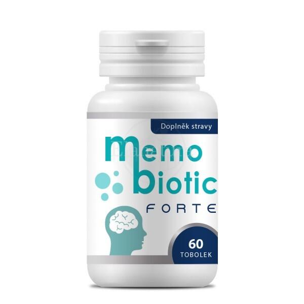 Memobiotic forte cps.60 - na paměť