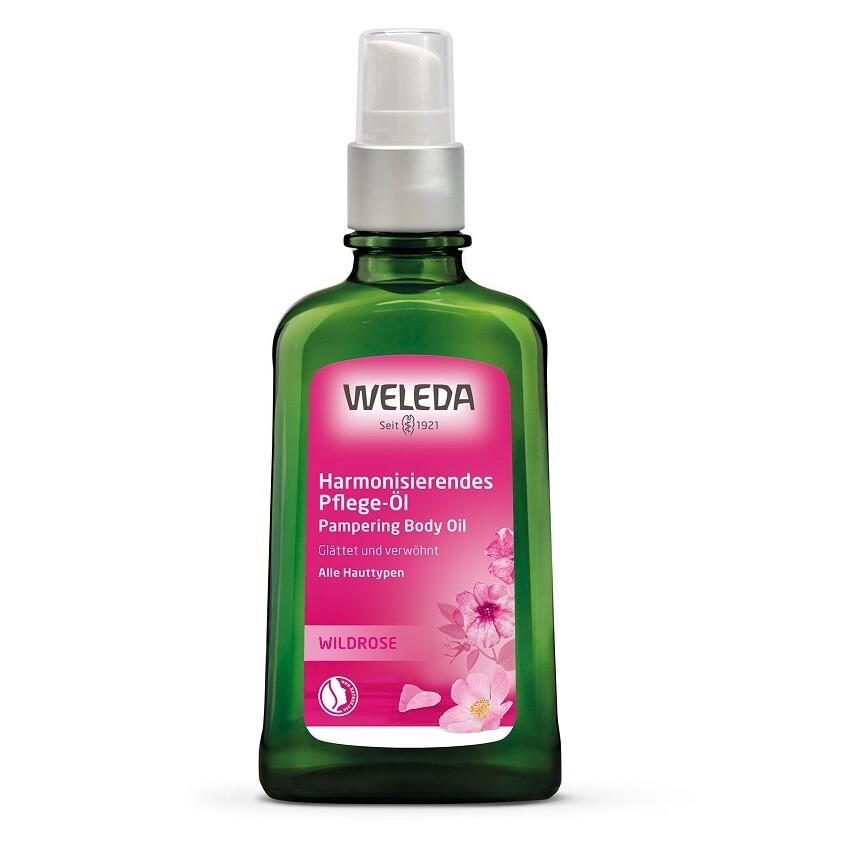 WELEDA Růžový pěsticí olej 100ml