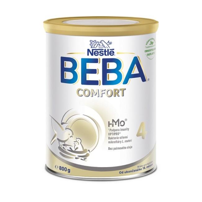 NESTLÉ Beba Comfort 4 800g - balení 3 ks