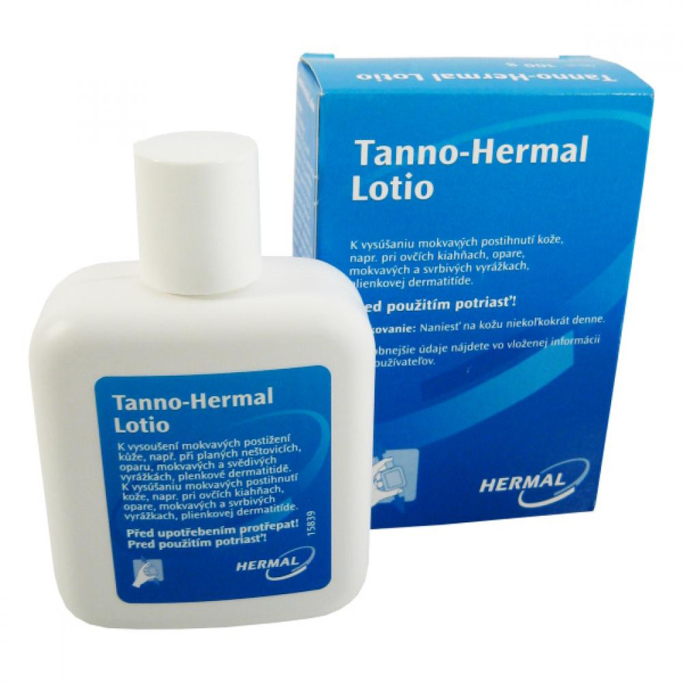 Tanno-Hermal Lotio 100ml