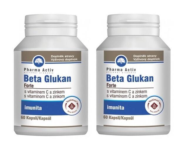 Beta Glukan Forte AKCE 1+1 vit.C a zinek cps.60 2+1. Platí v e-shopu BENU.cz do 31. 1. 2020 nebo do vyprodání zásob.