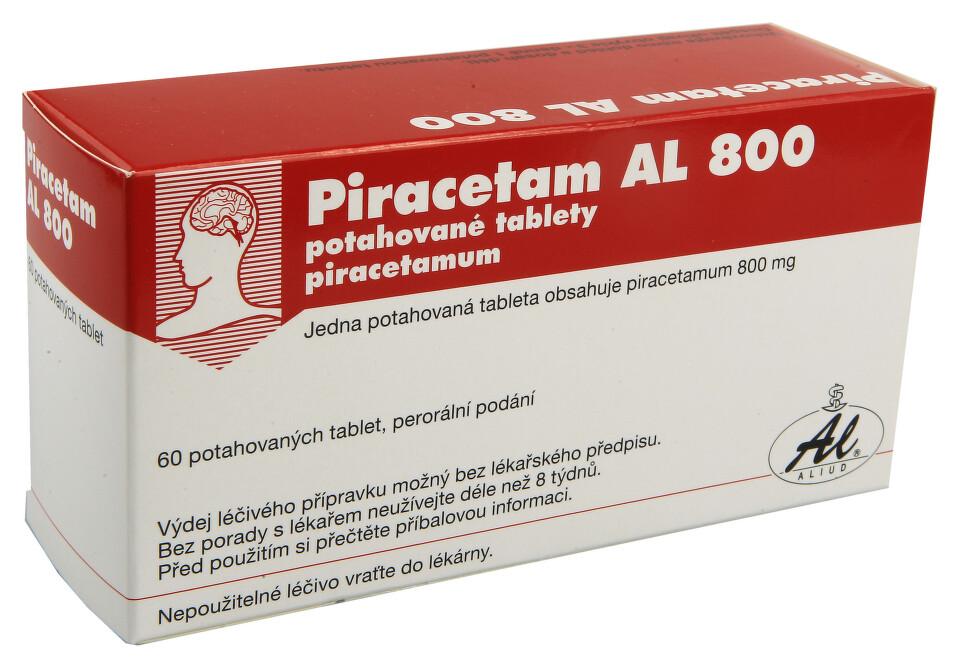 PIRACETAM AL 800 800MG potahované tablety 60