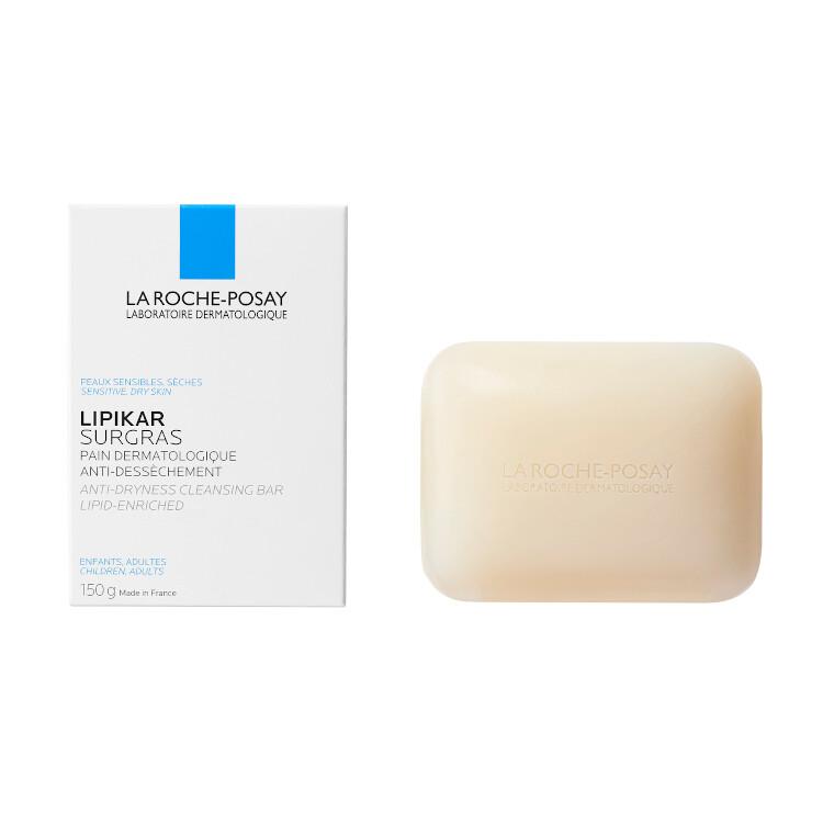 LA ROCHE-POSAY Lipikar Surgras Physi.mýdlo 150g