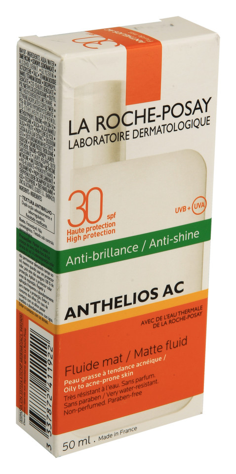 LA ROCHE-POSAY ANTHELIOS 30 fluid AC 50ml