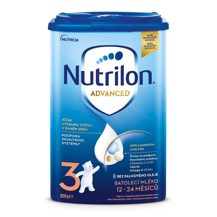 Nutrilon Advanced 3 800g