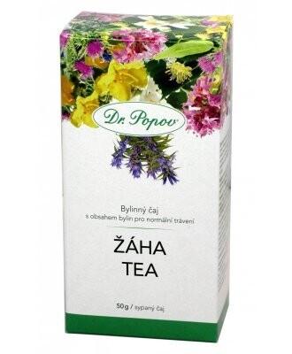 Čaj bylinný Pálení žáhy 50g Dr.Popov