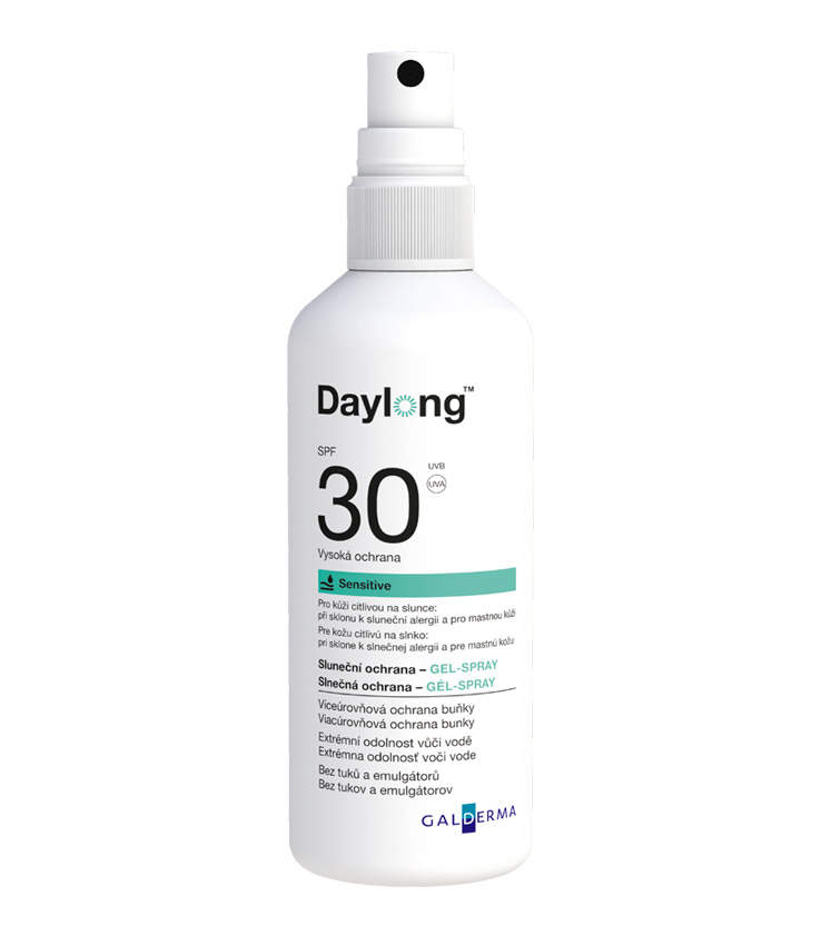 Daylong Sensitive SPF 30 Gel-Spray 150 ml