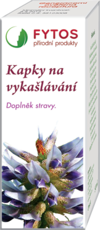 FYTOS Kapky na vykašlávání 20 ml