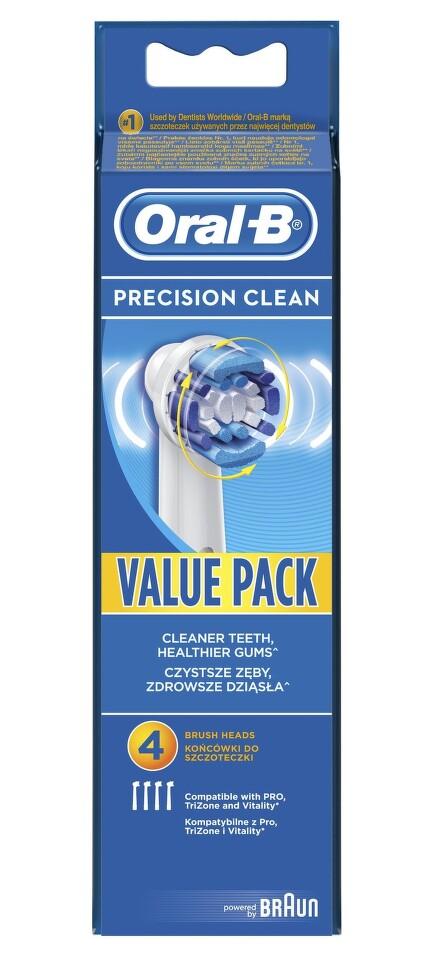 Oral-B EB20 Precision Clean 4ks