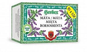 HERBEX Máta peprná 20x3g n.s.