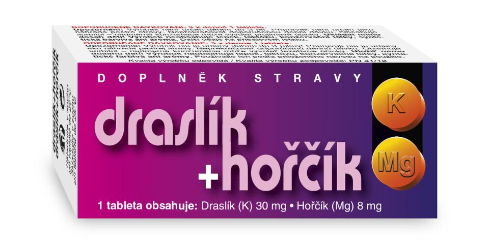 Draslík+hořčík tbl.60