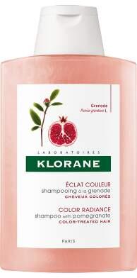 KLORANE Šampon grenade-barvené vlasy 200ml