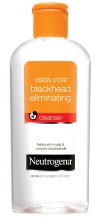 NEUTROGENA® VISIBLY CLEAR® Pleťová voda proti černým tečkám 200 ml