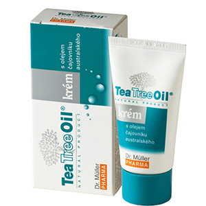 Tea Tree Oil krém 30ml (Dr.Müller)